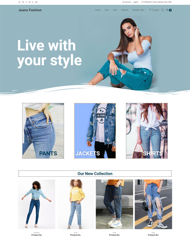 Read more about the article Clothing Store